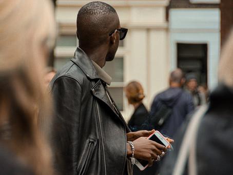 London Fashion Week Street Style Photography 2017