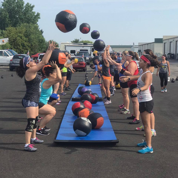 Performance Classes with Cool Down