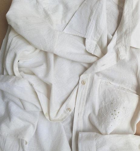 Aditas Mens Chikankari Shirt