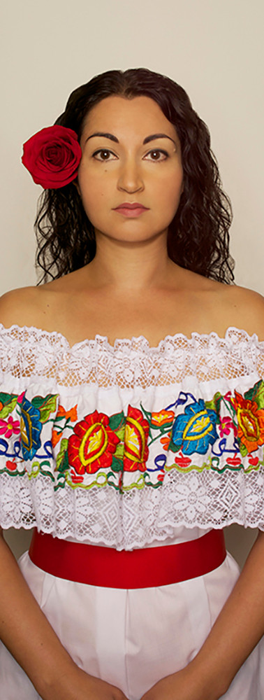 MEXICAN WOMAN