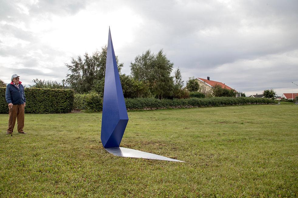 Svälov Sculpture Park | Timsam Harding