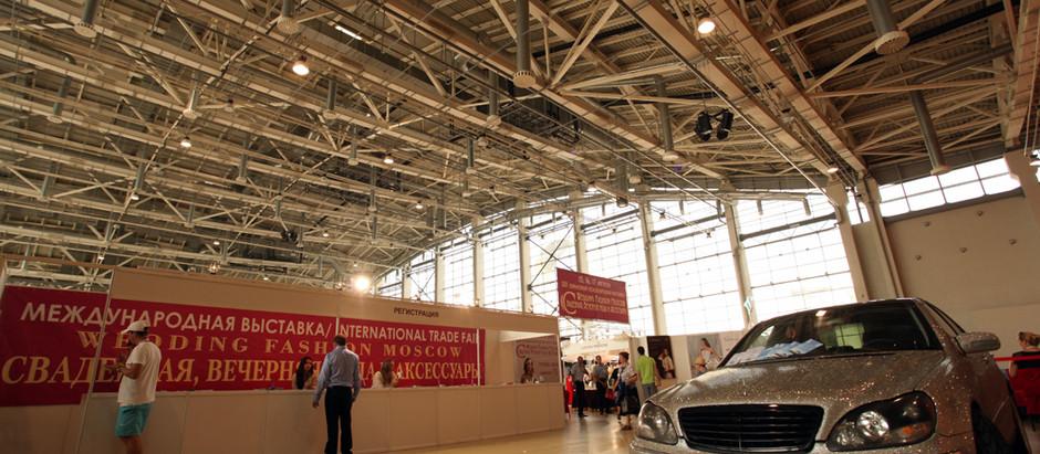 GOLANT на выставке «Wedding Fashion Moscow. Свадебная, вечерняя Мода и Аксессуары»