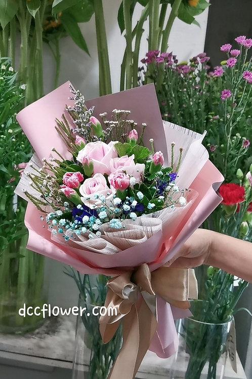 3 maraya rose bouquet