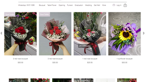 DCCFlower.com website launched on 20 March 2021
