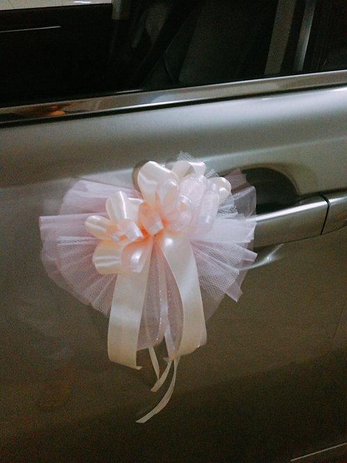 Wedding Car Door Ribbon (Price is per pc)