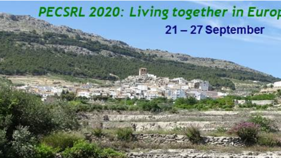 Permanent European Conference for the study of the Rural Landscape, Jaen and Baeza