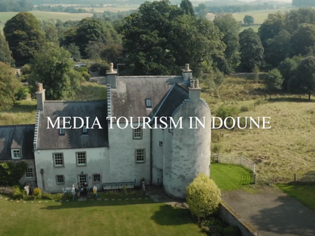 Media Tourism in Doune