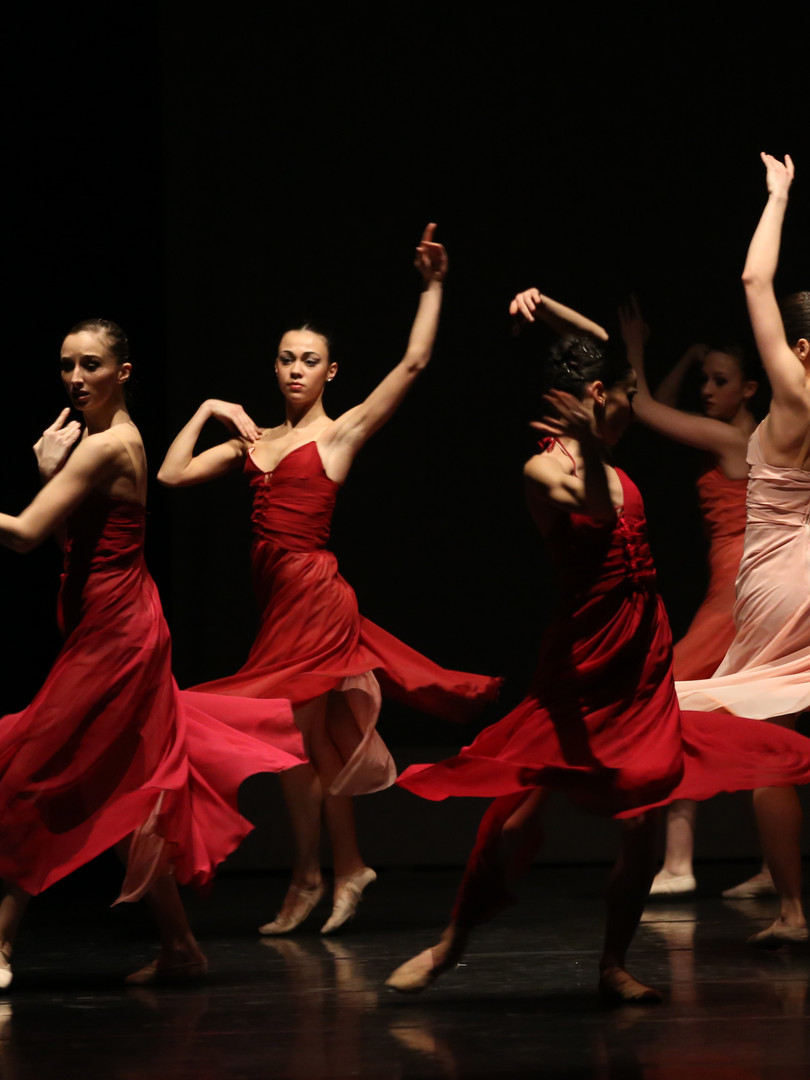Jõhvi ballett 2015