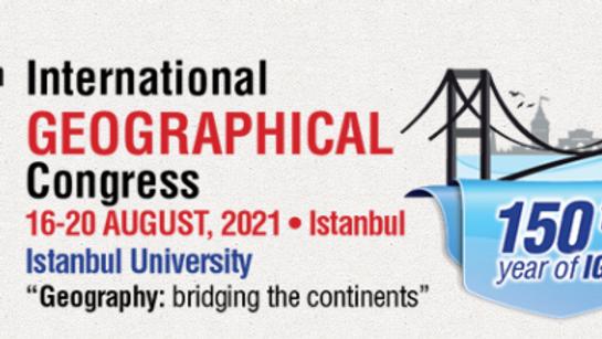 The 34th International Congress of the IGU