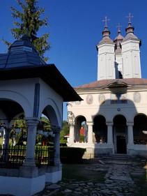 Ciolanu Monastery