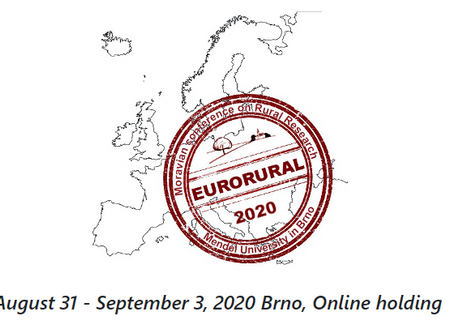 EURORURAL ´20 - SMART COUNTRYSIDE FOR THE 21st CENTURY