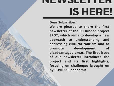 SPOT e-Newsletter