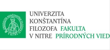 Constantine the Philospoher University in Nitra - Dissemination activities
