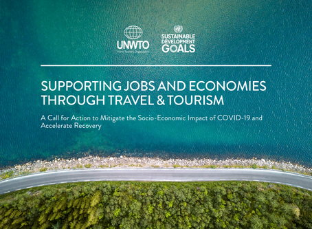 UNWTO Recommendations about Covid-19