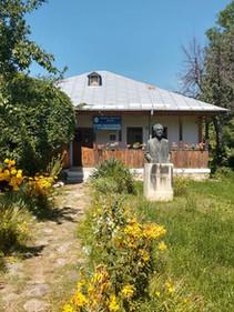 Vasile Voiculescu Memorial House, Pârsco