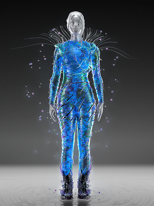 BIOMIMICRY FULL LOOK