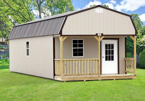 barn cabin cabot