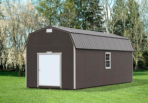 high barn portable building