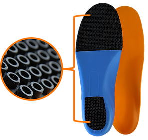 Fastech Insole with SmartCells Cushioning Technology