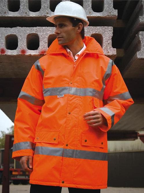 Result Safeguard Motorway Coat