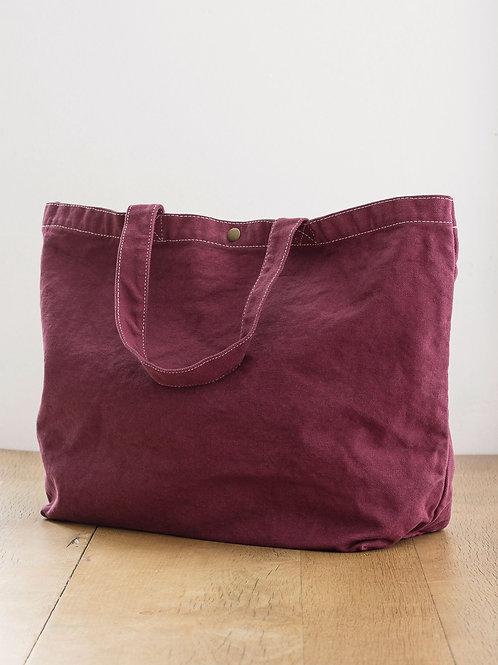 Bags By Jassz Large Canvas Shopper