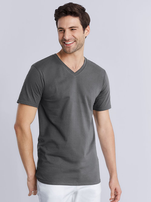 Gildan Premium Cotton� Adult V-Neck T-Shirt