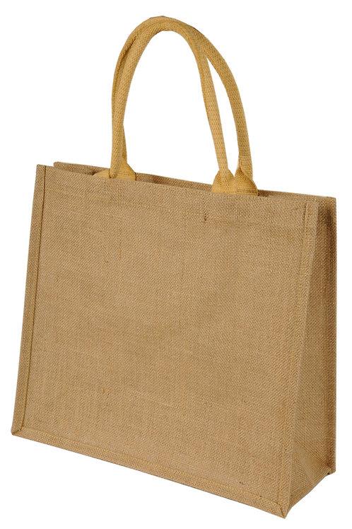 Shugon Chennai Short Handled Jute Shopper Bag