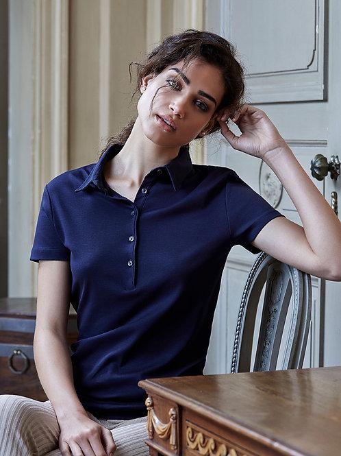 Tee Jays Ladies' Pima Cotton Polo