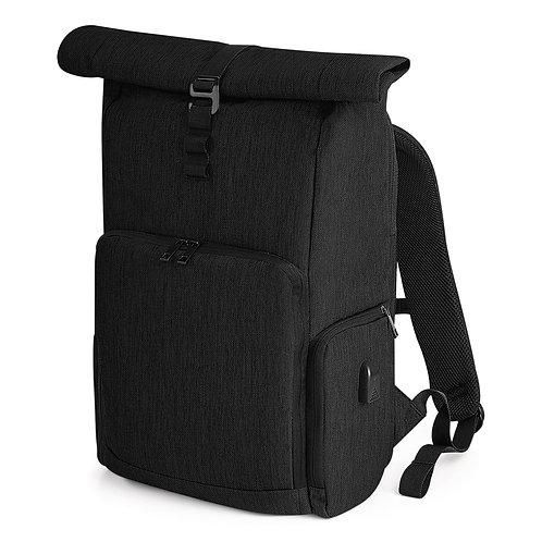 Quadra Q-Tech Charge Roll-Up Backpack