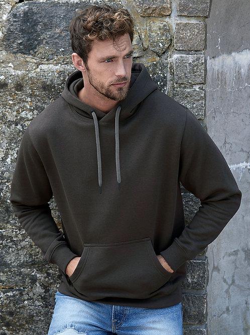 Tee Jays Men's Hooded Sweatshirt