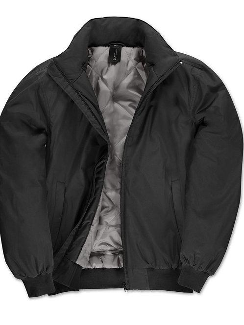B&C Men's Crew Bomber Jacket