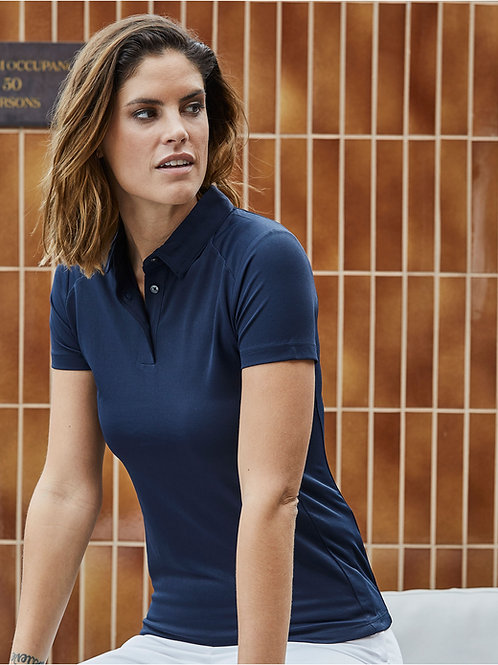 Tee Jays Ladies' Luxury Sport Polo