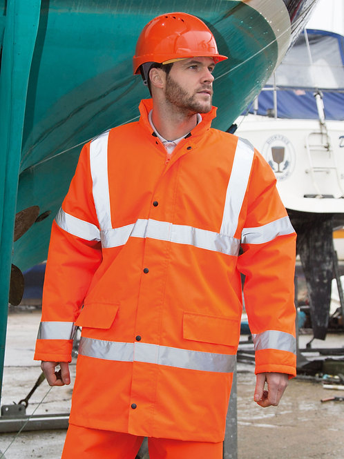 Result Safeguard Motorway Jacket