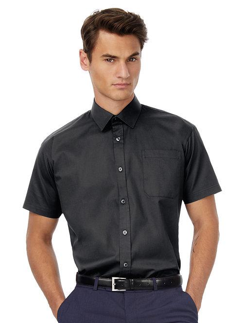 B&C Men's Sharp Short Sleeve Shirt