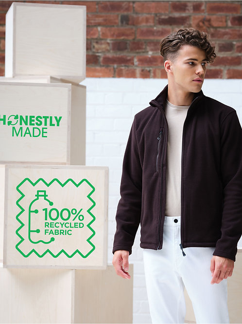 REGATTA HONESTLY MADE Honestly Made Recycled Fleece Jacket