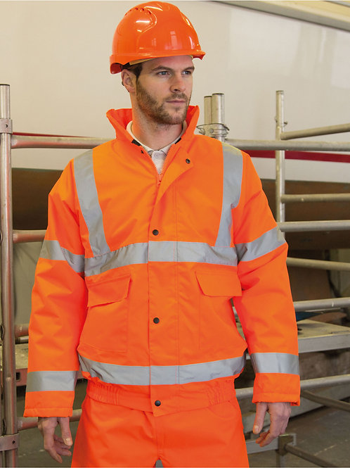 Result Safeguard Winter Blouson Jacket