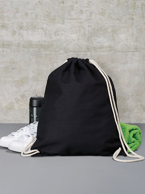 Bags By Jassz Cotton Drawstring Backpack