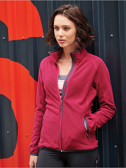 Regatta Dreamstate Women's Full Zip Mini Honeycomb Fleece