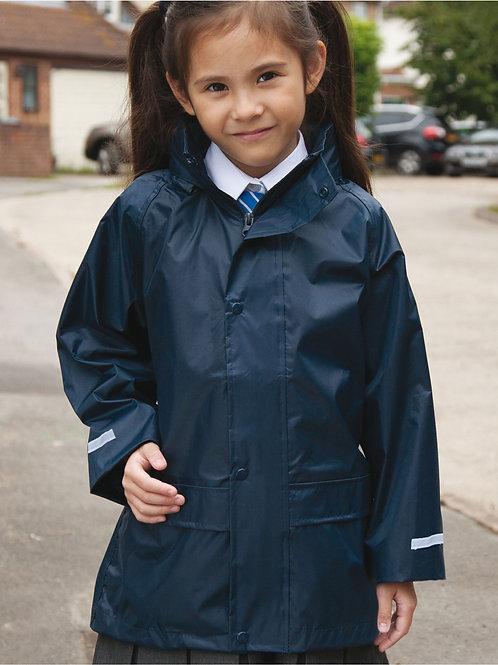 Result Core Junior Rain Jacket