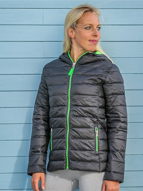 Result Urban Outdoor Wear Ladies' Snow Bird Padded Jacket