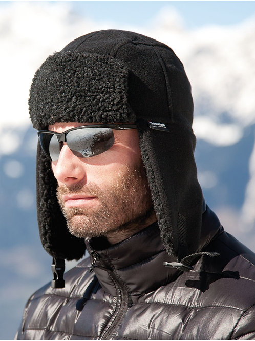Result Winter Essentials Thinsulate Sherpa Hat