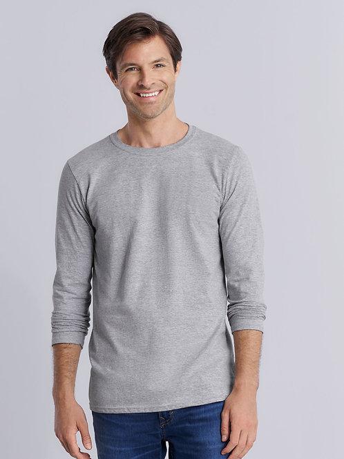 Gildan Softstyle� Adult Long Sleeve T-Shirt