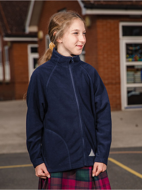 Result Core Junior Microfleece Jacket