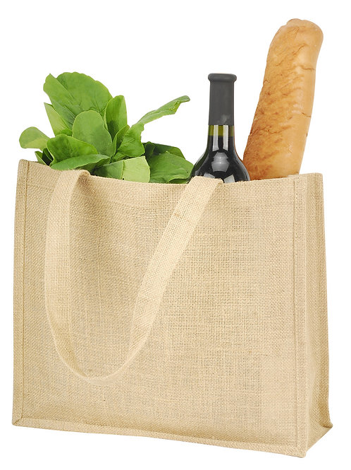 Shugon Calcutta Long Handled Jute Shopper
