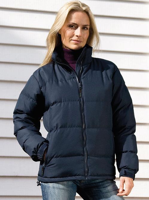 Result Urban Outdoor Wear Ladies' Holkham Down Feel Jacket