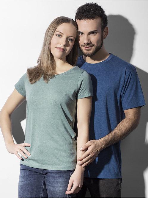Nakedshirt Larry Triblend Men's Favourite T-Shirt