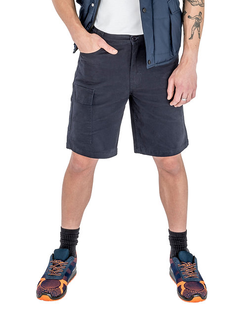 WORK-GUARD by Result Super Stretch Slim Chino Shorts
