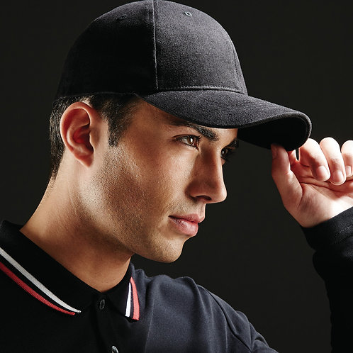 Beechfield  Signature Stretch-Fit Baseball Cap