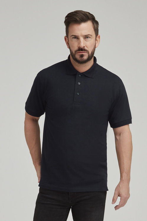 Ultimate Clothing Company Unisex 50/50 220gsm Pique Polo