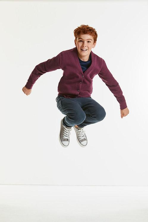 Jerzees Schoolgear Children's Sweatshirt Cardigan